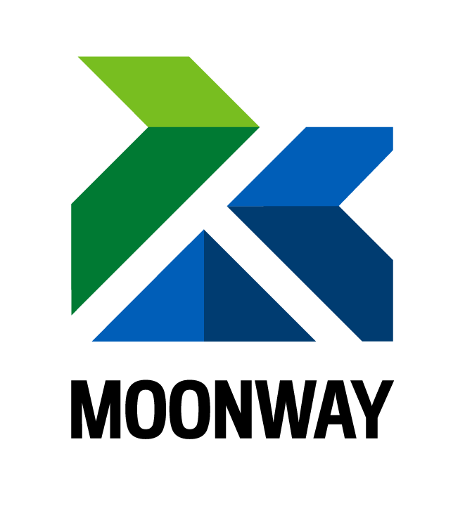 Moonway logo vertical